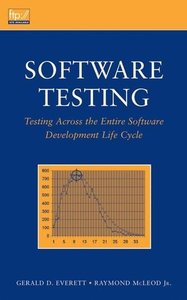 Software Testing: Testing Across the Entire Software Development Life Cycle-cover