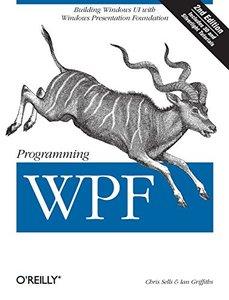Programming WPF, 2/e (Paperback)-cover