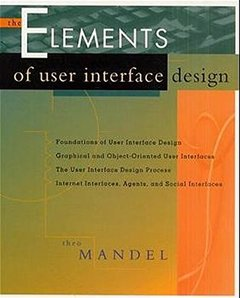 The Elements of User Interface Design-cover