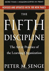 The Fifth Discipline: The Art & Practice of The Learning Organization-cover
