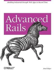Advanced Rails (Paperback)-cover