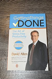 Getting Things Done: The Art of Stress-Free Productivity-cover