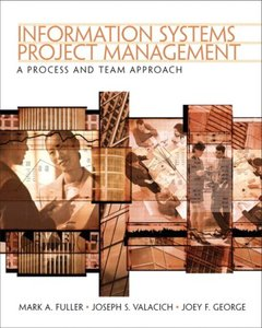 Information Systems Project Management: A Process and Team Approach-cover