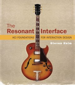 The Resonant Interface: HCI Foundations for Interaction Design (Paperback)-cover