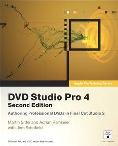 Apple Pro Training Series: DVD Studio Pro 4, 2/e-cover