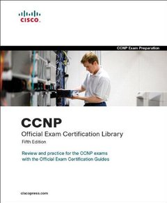 CCNP Official Exam Certification Library, 5/e-cover