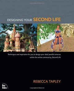 Designing Your Second Life-cover