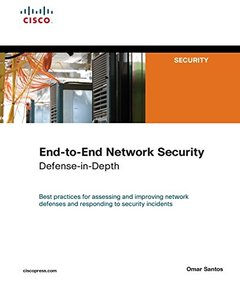 End-to-End Network Security: Defense-in-Depth (Paperback)-cover