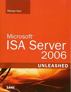Microsoft ISA Server 2006 Unleashed (Paperback)-cover