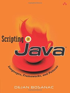 Scripting in Java: Languages, Frameworks, and Patterns (Paperback)-cover