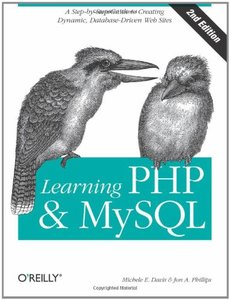 Learning PHP and MySQL: Step-by-Step Guide to Creating Database-Driven Web Sites, 2/e (Paperback)-cover