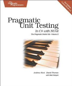 Pragmatic Unit Testing in C# with NUnit, 2/e-cover