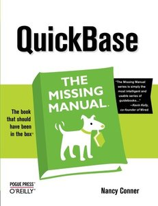 Quick Base: The Missing Manual (Paperback)-cover