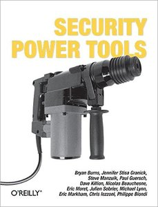 Security Power Tools-cover