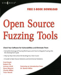 Open Source Fuzzing Tools (Paperback)-cover