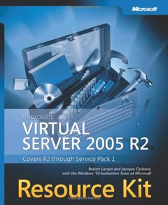 Microsoft  Virtual Server 2005 Resource Kit (Paperback)-cover