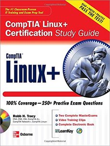 Linux+ Certification Study Guide-cover
