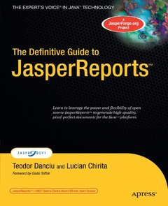 The Definitive Guide to JasperReports (Paperback)