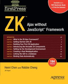 ZK: Ajax without the Javascript Framework-cover