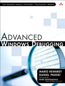 Advanced Windows Debugging (Paperback)-cover