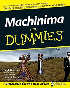 Machinima For Dummies (Paperback)-cover