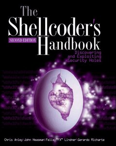 The Shellcoder's Handbook: Discovering and Exploiting Security Holes, 2/e (Paperback)-cover