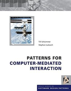 Patterns for Computer-Mediated Interaction (Hardcover)-cover