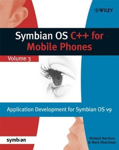 Symbian OS C++ for Mobile Phones Volume 3 (Paperback)-cover
