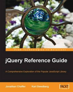 jQuery Reference Guide-cover