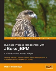 Business Process Management with JBoss jBPM-cover