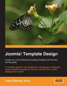 Joomla! Template Design: Create your own professional-quality templates with this fast, friendly guide-cover
