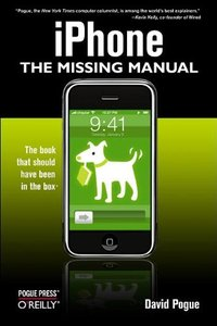 iPhone: The Missing Manual (Paperback)-cover