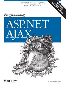 Programming ASP.NET AJAX: None-cover