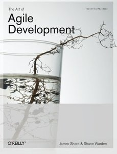 The Art of Agile Development (Paperback)-cover