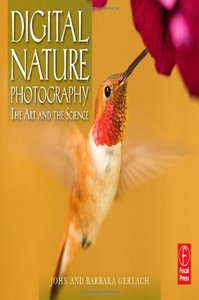 Digital Nature Photography: The Art and the Science (Paperback)-cover