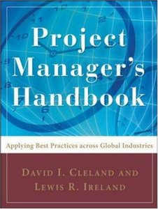 Project Manager's Handbook-cover
