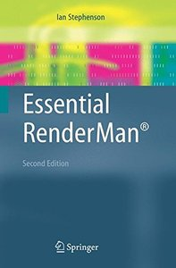 Essential RenderMan, 2/e (Paperback)-cover