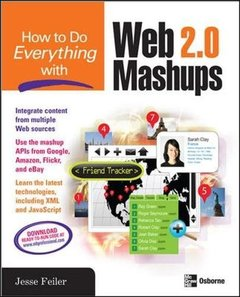 How to Do Everything with Web 2.0 Mashups (Paperback)-cover