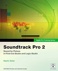 Apple Pro Training Series: Soundtrack Pro 2-cover