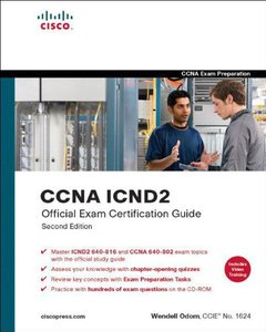 CCNA ICND2 Official Exam Certification Guide (CCNA Exams 640-816 and 640-802), 2/e-cover