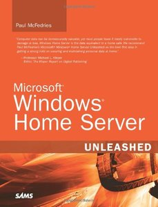 Microsoft Windows Home Server Unleashed-cover