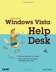 Microsoft Windows Vista Help Desk-cover