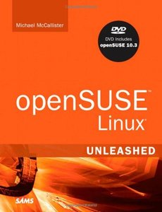 openSUSE Linux Unleashed-cover