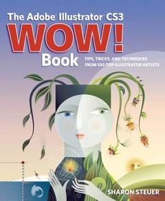 The Adobe Illustrator CS3 Wow! Book-cover