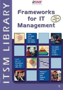 Frameworks for IT Management: An Introduction-cover