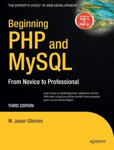 Beginning PHP and MySQL: From Novice to Professional, 3/e-cover