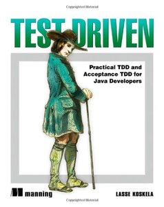 Test Driven: TDD and Acceptance TDD for Java Developers-cover
