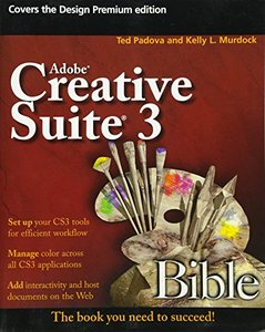 Adobe Creative Suite 3 Bible (Paperback)-cover