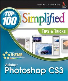 Photoshop CS3: Top 100 Simplified Tips & Tricks-cover