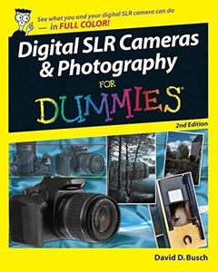 Digital SLR Cameras & Photography For Dummies, 2/e-cover